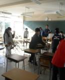 全校生徒で大掃除!